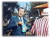 "Walt Disney eating Popcorn, from ""Disneyland After Dark"""