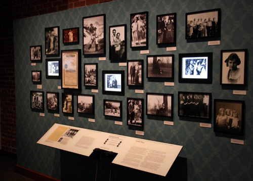 The Disney Family Museum gallery in San Francisco
