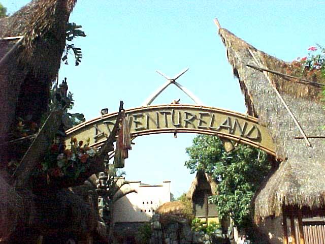 Adventureland Pictures Just Disney