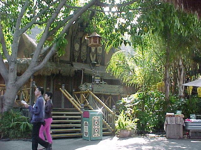 Walt Disney\'s Enchanted Tiki Room - Just Disney