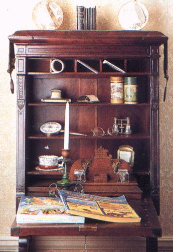 Walt S Desk